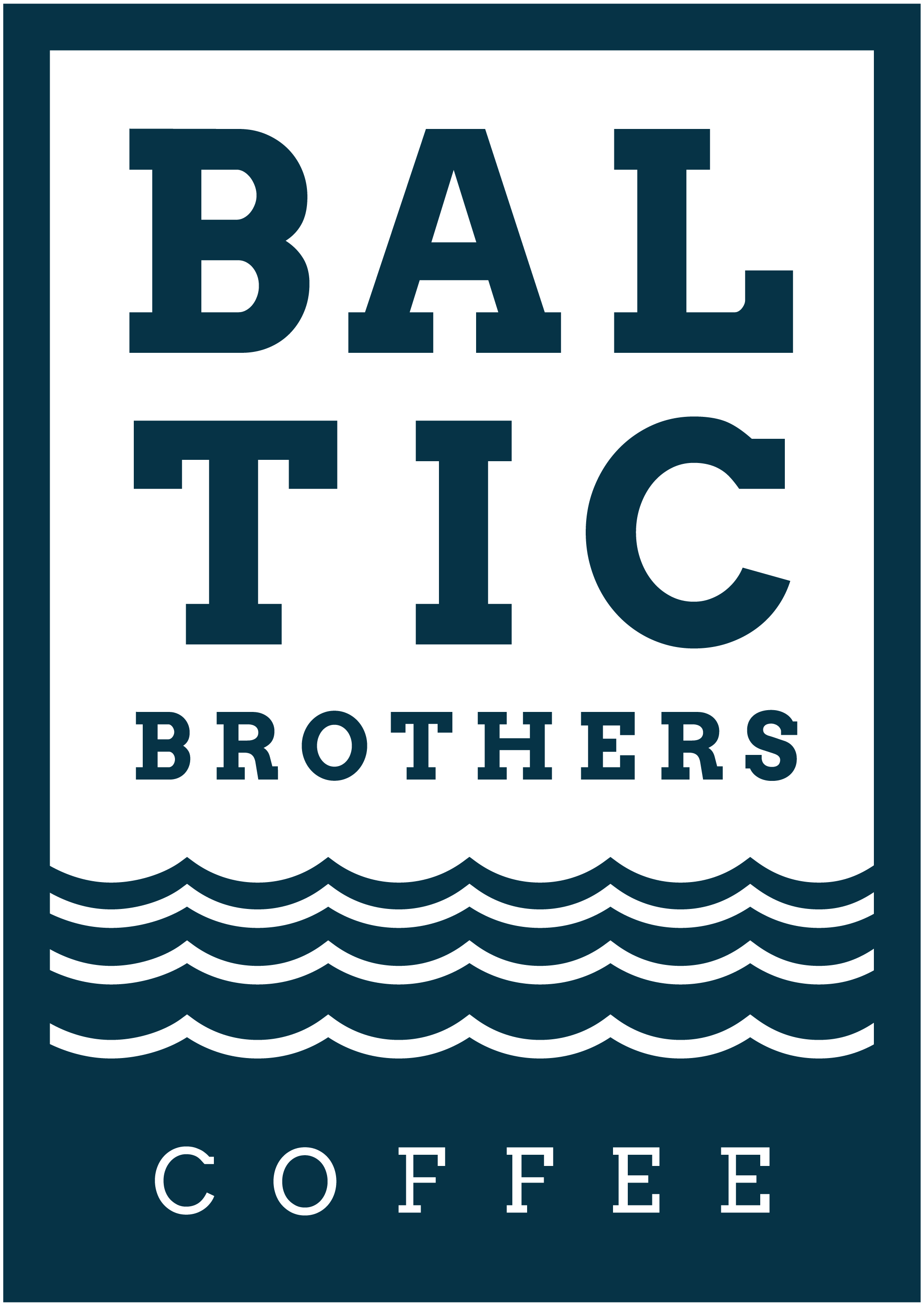 Baltic Brothers Coffee Logo